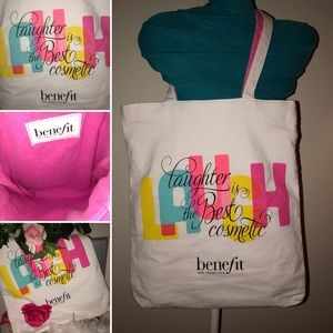 Benefit Carry Tote